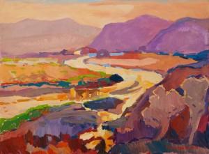 Чепинець В. 'Долина річки Ріка'