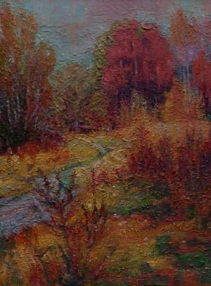 M. Hresko 'Autumn', 2016