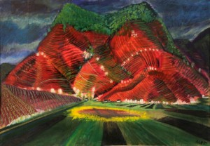 Vineyards (The Red Mountains), 1943