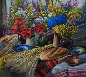Шутєв І.'Польові квіти'