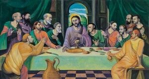 I. Chepa ' The Last Supper'