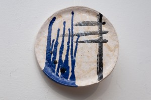 O. Minenko 'Decorative Plate'