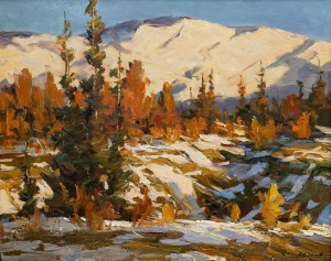O. Fediaiev 'The Carpathians', 2012