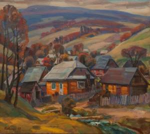 Y. Babynets 'Stryhalnia Village'