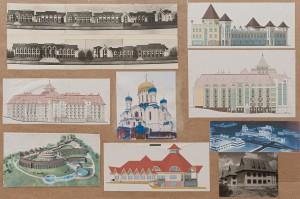 Ювілейна виставка творів Івана Бондаренка в Ужгородському скансені