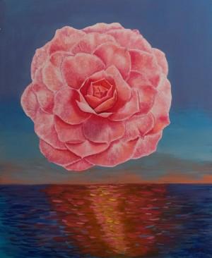 P. Pavlyshyn Camellia Over The Sea', 2018