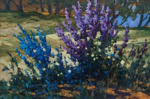 O. Fediaiev 'Flowers On The Meadow', 2010