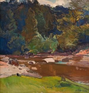 A. Kashshai 'Stream', 1978