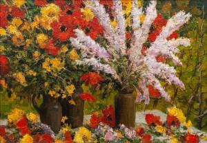 O. Fediaiev 'Flowers', 2003