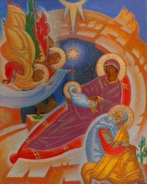 Гресько М. 'Різдво', 2005