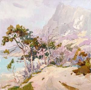 O. Shandor 'The South Coast Of Crimea', 2013