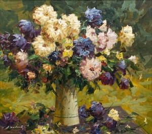 O. Fediaiev 'Flowers', 2015
