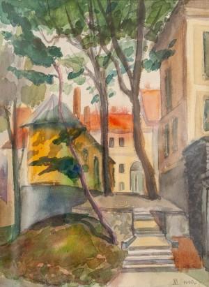 Микита Л. 'Старий Ужгород', 1990