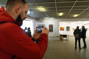 ART EXHIBITION DEVOTED TO THE ST. VALENTINE'S DAY IN UZHHOROD