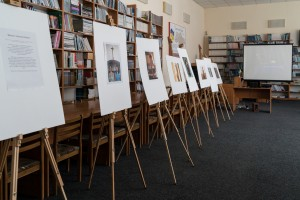 A joint exhibition of the artisits from Uzhhorod and Sloviansk