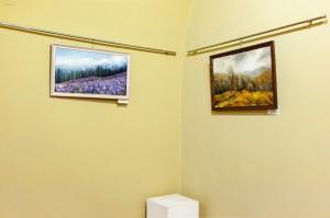 """Творчу виставку митців Тячівщини представили у галереї """"Паланку"""""""