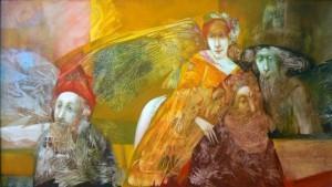 Susanna And Elders, 2008