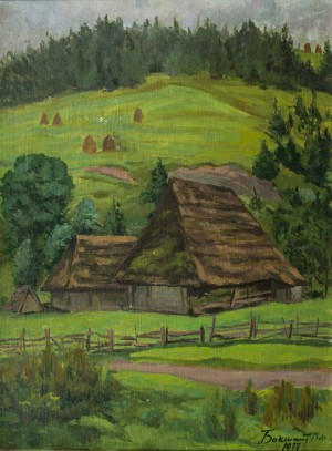 Farmsteads Of Verkhovyna
