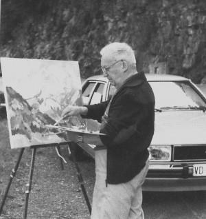 A. Boretskyi. Lausanne, 1977