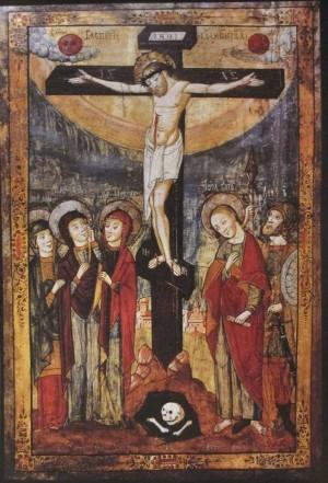 Crucifix', 1660