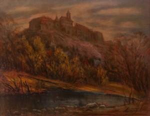 M. Dzys-Voinarovskyi 'Mukachevo Castle'