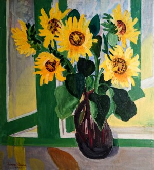 Sunflowers, 1979