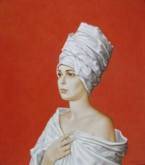 Анна, 2006, 80х69