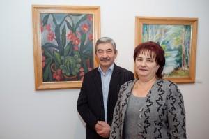 Персональна виставка живопису Аркадія Мухомед'янова. 15.12.2017