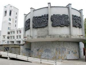 Museum-panorama in Khmelnytskyi