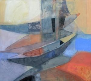Човни, 2005, 90х100