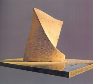 From Time Immemorial, 2008, stone, 43х20х37