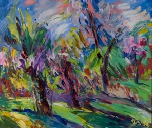 Шолтес П. Весна, весна…, 2016