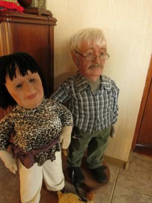 Портретні ляльки
