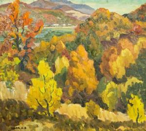 Осінь в Карпатах, п.о., 61х68