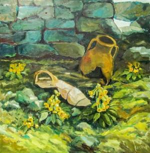 V. Kosto Primrose In The Ruins'