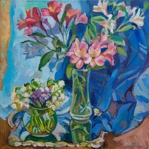 O. Peresta 'Spring Still Life'