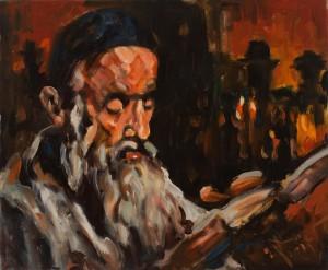 Y. Tkachyk Portrait'