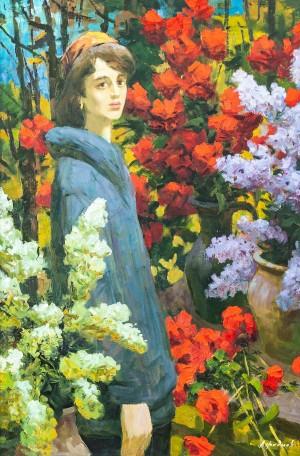 O. Fediaiev 'Florist', 2017