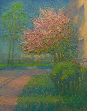 M. Hresko Cherry Blossom', 2015
