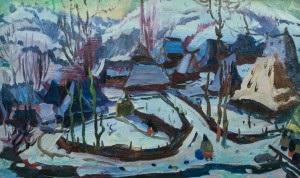 Рідний край, 1958, к.о., 58х99