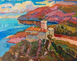 'Монастир Ставро-Микита', 2017
