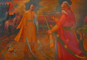 Гресько М. 'Тарас Бульба і син його Андрій', 2018