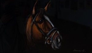 O. Lypchei Horse's Head', 2018