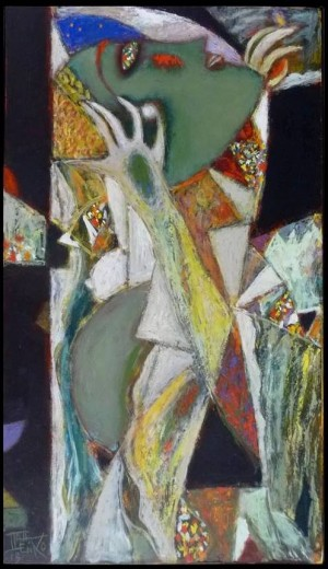 Муза, 2013, т.двп, левкас, жовткова емульсія