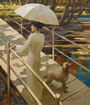 O. Fediaiev 'On The Bridge', 2012