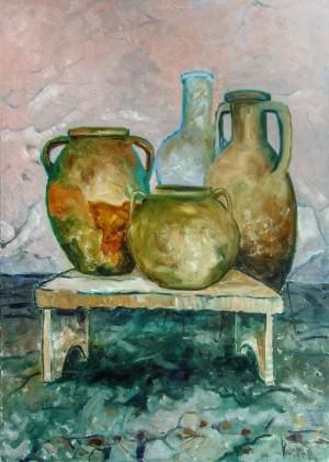 Костьо В. 'Глиняний посуд'