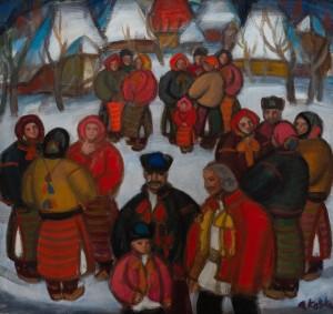 Коцка А. 'На Гуцульщині', 1975