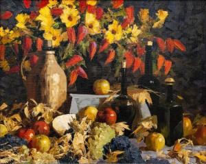 O. Fediaiev 'Still Life', 2016