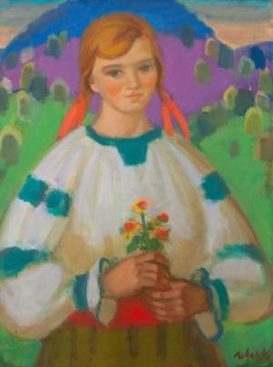 Коцка А. 'У свято', 1977