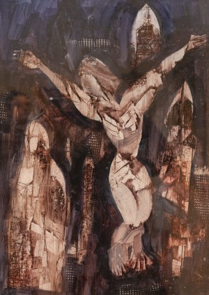 B. Kuzma On The Cross', 2013